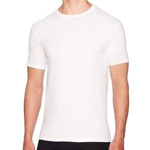Essentials Men's 6-Pack Crewneck Undershirts